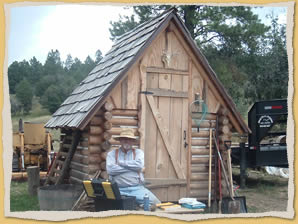 Craftman Log Cabin For Sale