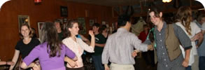 Contra Dance in Oak Glen